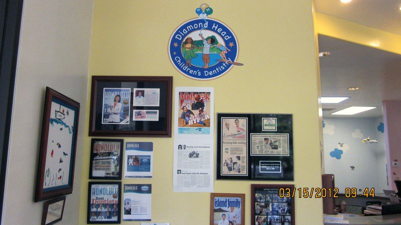 Diamond Head Children's Dentistry - Office Tour